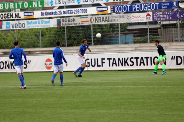 spakenburg wedstrijdverslag 1.4