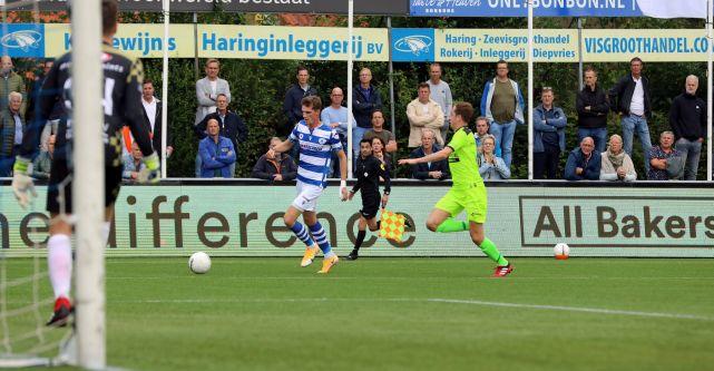 Robin Eindhoven verlengt contract bij de Blauwen