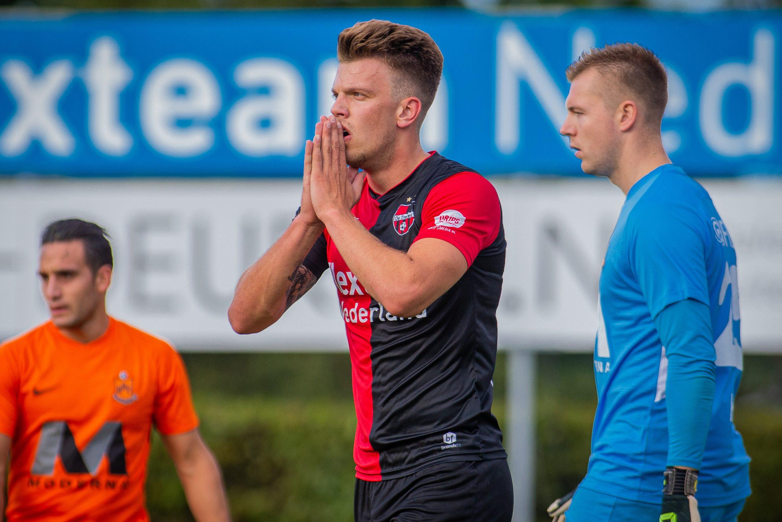 Aanvaller Lowie van Zundert van De Treffers naar Spakenburg