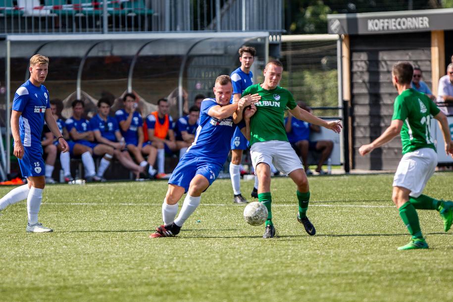 Contract Robin Zwartjens niet verlengd