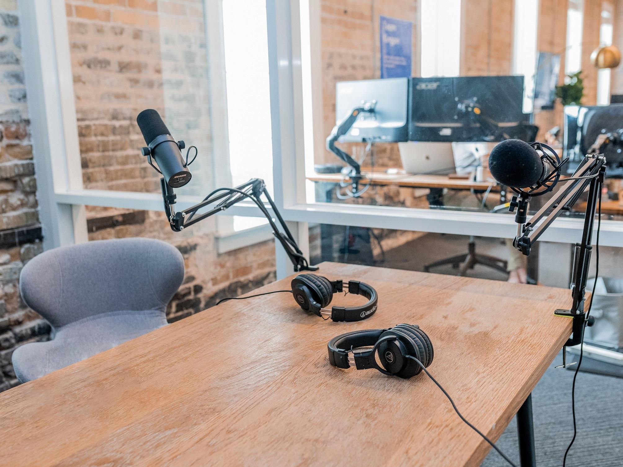 Podcast RTV Utrecht met trainers Meijers, Twisker en Smit