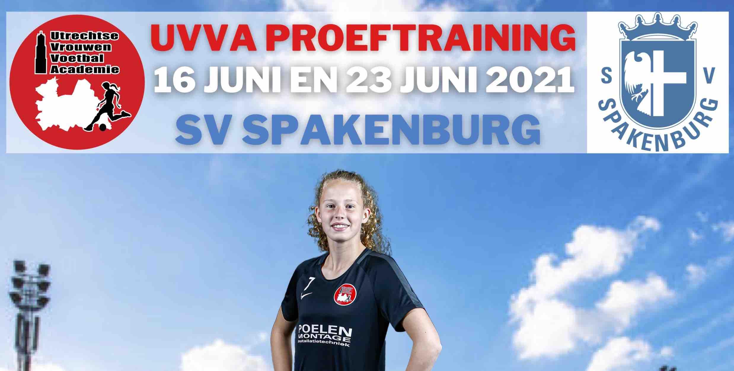 Vrouwenvoetbal bij SV Spakenburg – schrijf je nu in voor trainingen in juni!