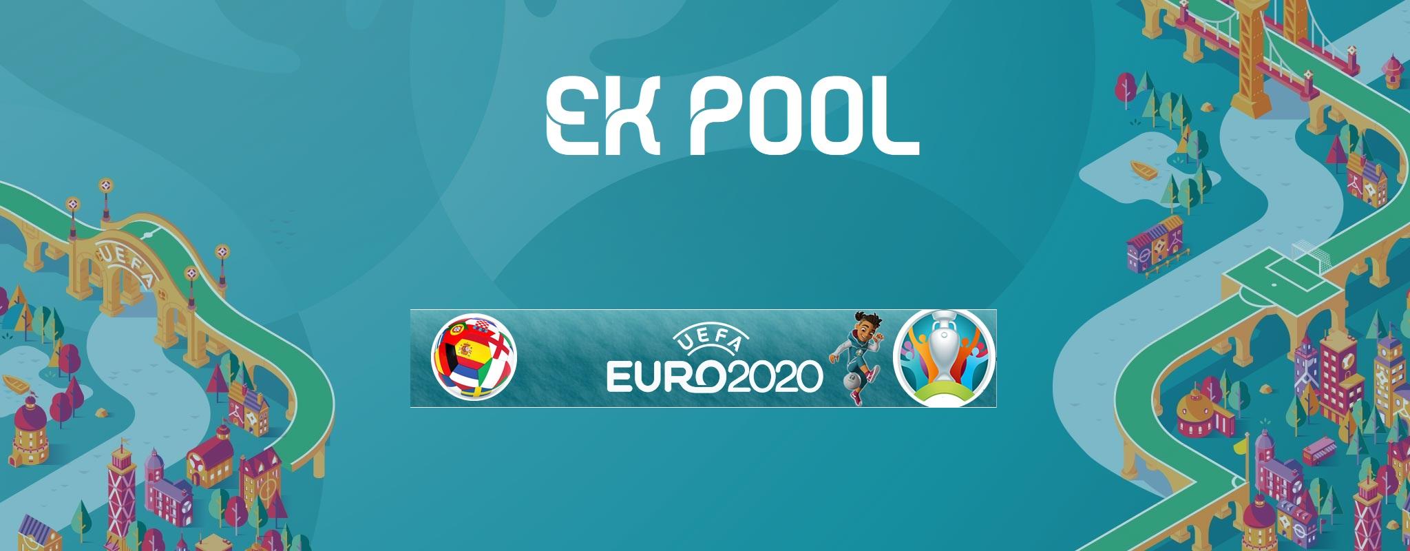 EURO 2020 Pool – Nog maar even en de bal rolt weer!